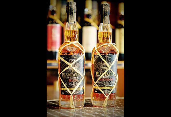 "Plantation Rum Single Casks ""Telser Distillery Selection"