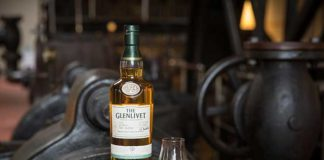 The Glenlivet GLENMUIR - Single Cask Edition für die Schweiz