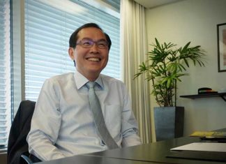 Yu-Ting Lee CEO con Kavalan Whisky
