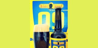 Swiss Stout: Eine neue saisonale Spezialität von bier paul