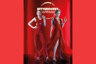 Kate Hudson fasziniert als neues Gesicht des Campari Kalenders 2016