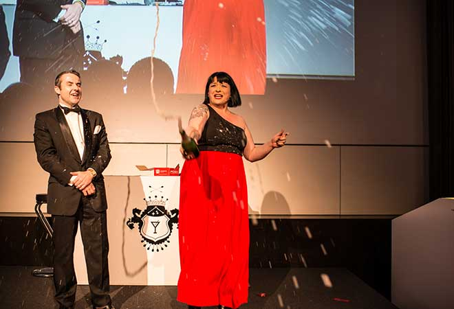 """""""Mixology Bar Awards 2016"""" verliehen - Widder Bar und Kronenhalle """"Bar des Jahres"""""""