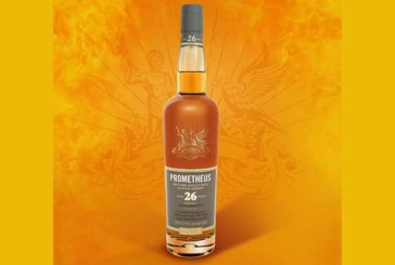 Prometheus 26 Years Single Malt Whisky mit Gold ausgezeichnet!