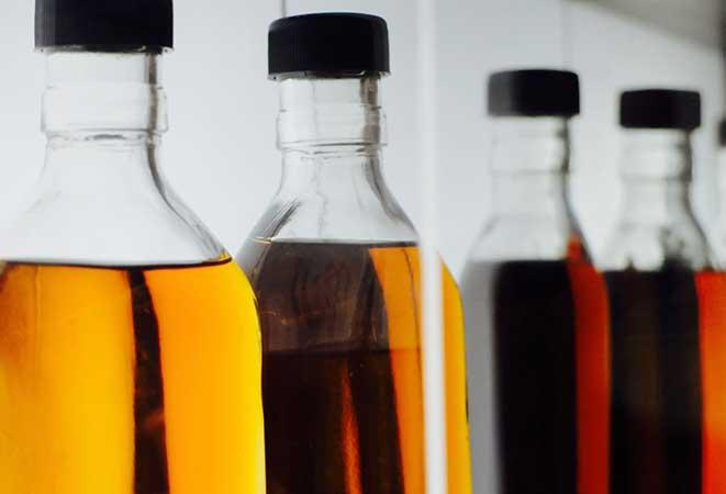 Schamrot ist die beste Farbe – Vom Whisky und von Caramel