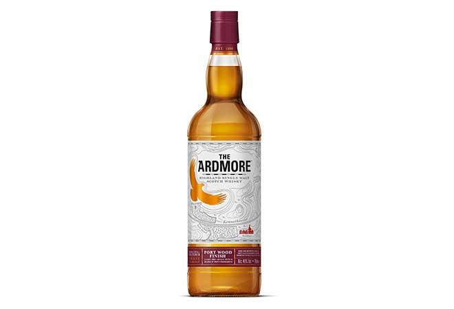 The Ardmore Single Malt präsentiert seine erste limitierte Edition