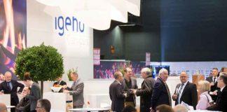 Igeho und Mefa 2015 eröffnet: Jubiläumsausgabe mit vielen Highlights