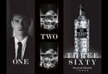 "THREE SIXTY VODKA der ""Shining Star"" beim GWA Effie Award 2015"