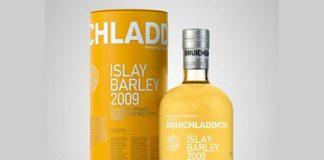 Bruichladdich Islay Barley 2009 stammt vom Inneren der Insel und wurde im Jahr 2008 geerntet.