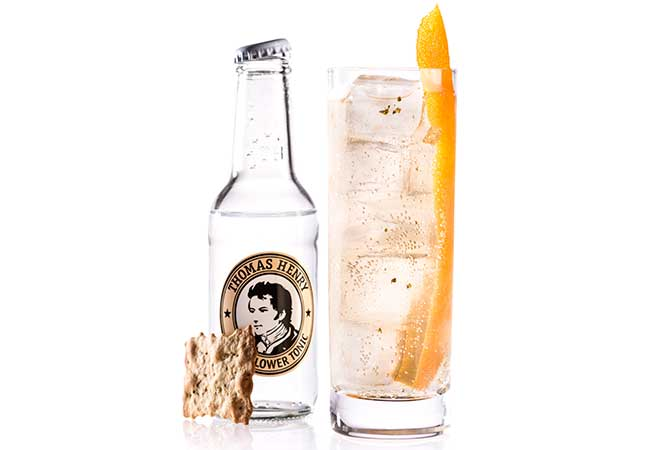 Goldrush Cocktail