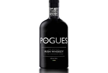 "Der offizielle ""The Pogues"" Whiskey der West Cork Distillery"