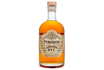 Pow-wow Botanical Rye Whiskey: Whiskey meets Gin