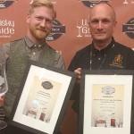 """""""Germany's Best Whisky Awards 2015"""": Zwei Preise für Kammer-Kirsch"""