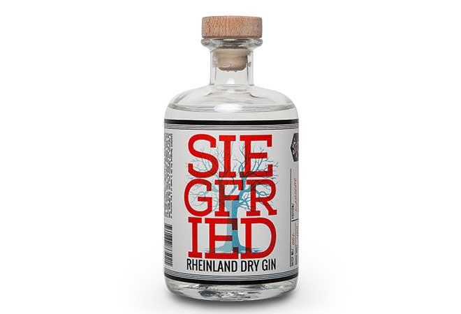 Auszeichnungen für SIEGFRIED Dry Gin!