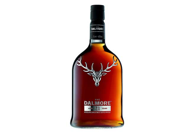 The Dalmore 21: Single Malt Whsiky aus den Highlands