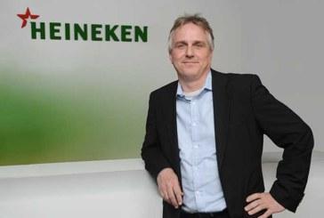 Erik Jan Hamel übernimmt das Steuer bei HEINEKEN