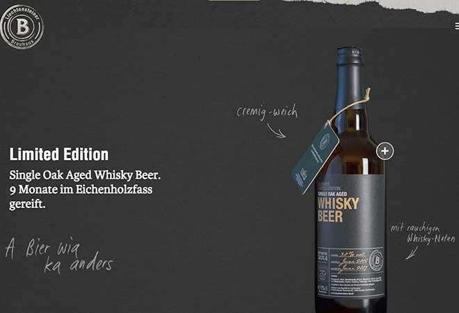 Digitale Verjüngungskur für Liechtensteiner Bier
