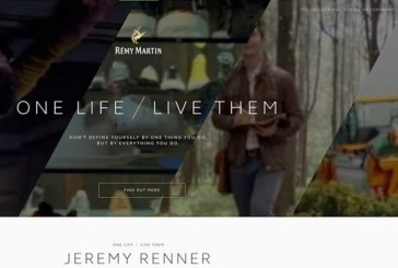 Rémy Martin mit neuer globaler Website