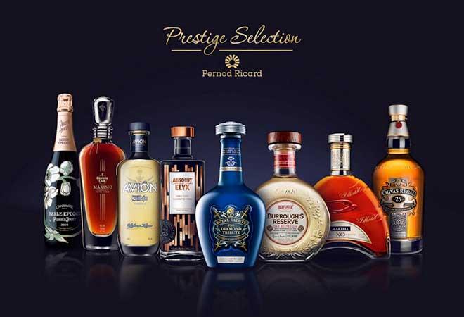 Die Prestige Selection von Pernod Ricard