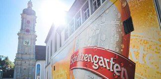 Die Brauerei Schützengarten bilanziert für das Braujahr 2014/2015 ein gutes Ergebnis.