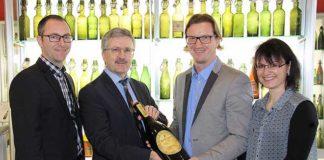 Brauerei Schützengarten verlängert Sponsoringvertrag mit SGTV