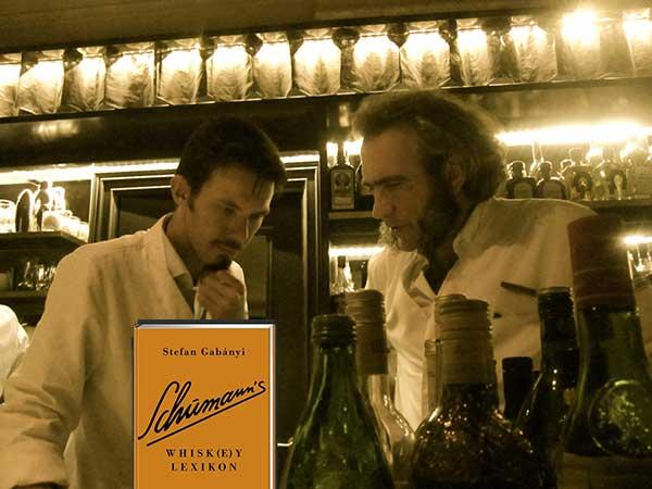 Zu gewinnen: Schumann's Whisky Lexikon von Stefan Gabanyi