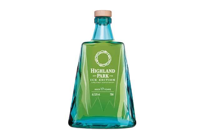 Exklusiv und streng limitiert: Die Highland Park Ice Edition