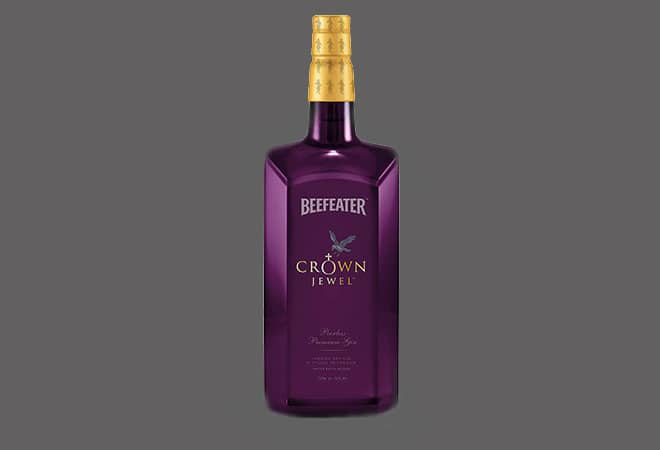 """Neuauflage des Premium-Gin Beefeater """"Crown Jewel"""""""