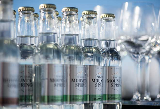 Swiss Mountain Spring Tonic Water lanciert