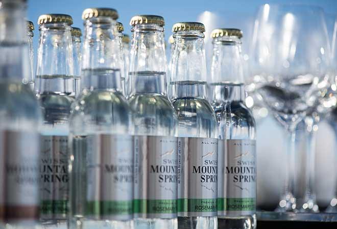 Swiss Mountain Spring Tonic Water lanciert