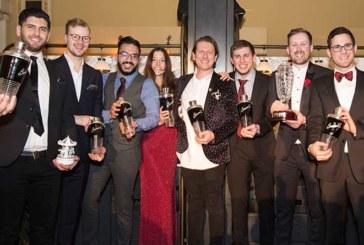 BACARDÍ Legacy: Die Finalteilnehmer aus Nordeuropa