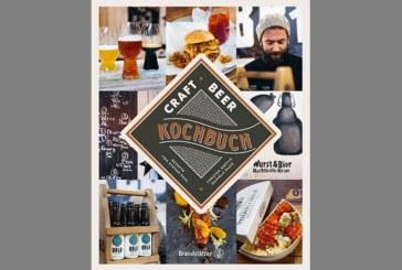 Das erste Kochbuch zum Trendthema Craft Beer