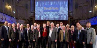 250 internationale Gäste erwarteten im prachtvollen Ambiente des Stefaniensaals im Congress Graz mit Spannung die Ergebnisse der Edelbrand-Meisterschaft Destillata 2016.