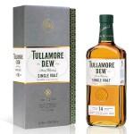 TULLAMORE D.E.W. launcht 14 year old Single Malt