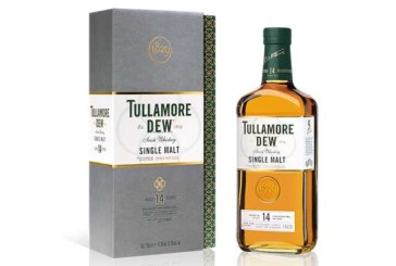 TULLAMORE D.E.W. launcht 14 year old Single Malt