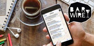 BARWIRE: Whatsapp-Newsticker für die Barszene und die Getränkeindustrie