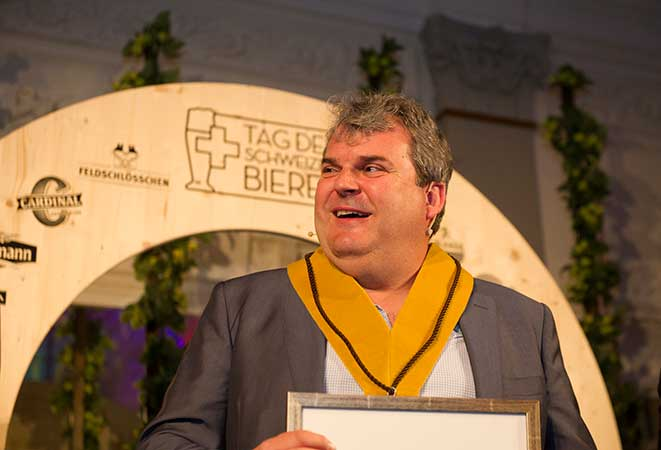 Freitag, 29. April 2016: Viele Attraktionen am Tag des Schweizer Bieres