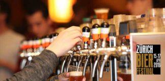 2x2 Tickets für das Zürich Bier Festival 2016 zu gewinnen