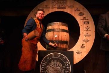 Der goldene Bierorden 2016 des Schweizer Brauerei-Verbandes geht an Baschi