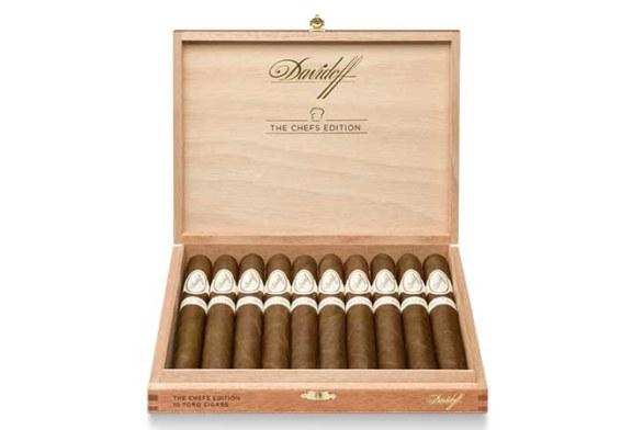 Davidoff Cigars lanciert Limited Chefs Edition