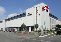 Haecky Hauptsitz in Reinach