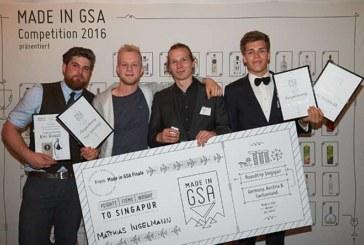 Made in GSA 2016: Bamberger Bartender mixen sich an die Spitze
