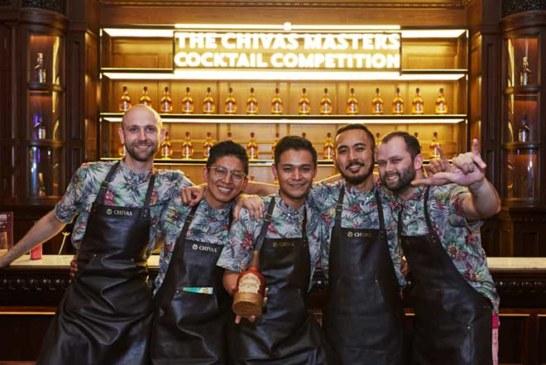 Bartender aus Mexiko gewinnt die Chivas Masters in Shanghai