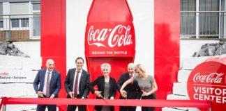 Coca-Cola Schweiz eröffnet Visitor Center