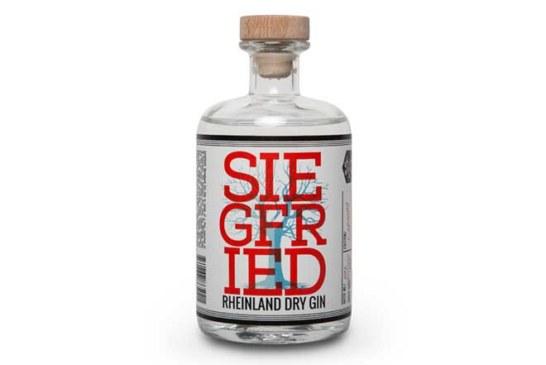 SIEGFRIED Gin auch international erfolgreich