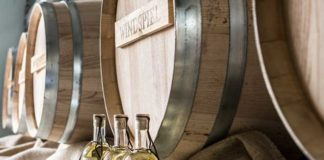 Windspiel Barrel Aged Potato Vodka: Gereift in Eschenfässern
