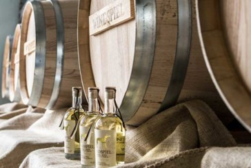 Windspiel Barrel Aged Potato Vodka: Gereift in Eschenfässern