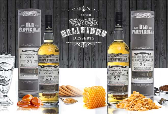 Douglas Laing Distillery: Rare Whisky Fässer aus Glasgow