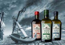Gunroom Navy Rum und Gunroom Navy Gin im Goldregen