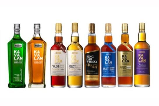 """Kavalan Whisky gewinnt ISC """"Trophy"""""""