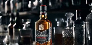 Created by Fire: Ballantine's Hard Fired